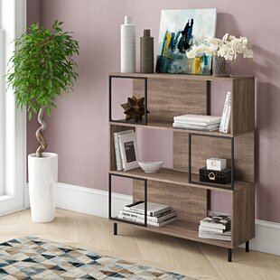 Delton Geometric Bookcase