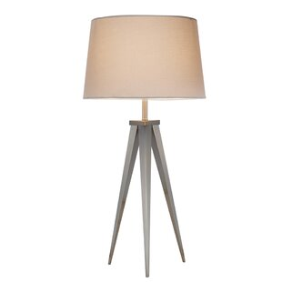 Adesso Producer 28'' Tripod Table Lamp