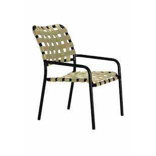 Kahana Stacking Patio Dining Chair