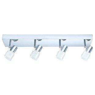 Orren Ellis Atlanta 4-Light LED Directional & Spotlight