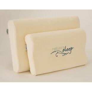 Visco Contour Memory Foam Pillow