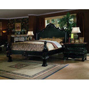Liege Eastern King Panel Configurable Bedroom Set with Cabriole by Eastern Legends