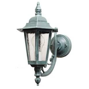 Flannigan Outdoor Sconce by Charlton Home
