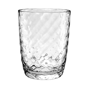 Granada 18 oz. Plastic Cocktail Glasses (Set of 12)