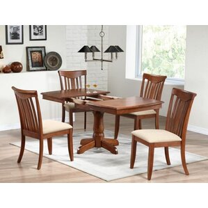 5 Piece Dining Set by Iconic Furniture