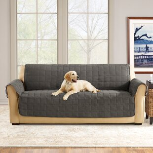 Bargain Box Cushion Sofa Slipcover by Sure Fit Reviews (2019) & Buyer's Guide