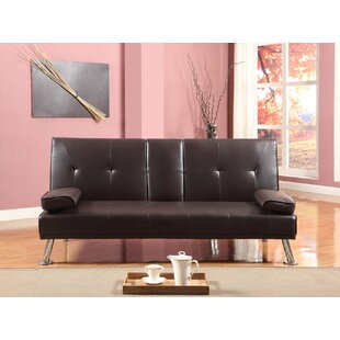 Comerford 3 Seater Clic Clac Sofa Bed By Metro Lane