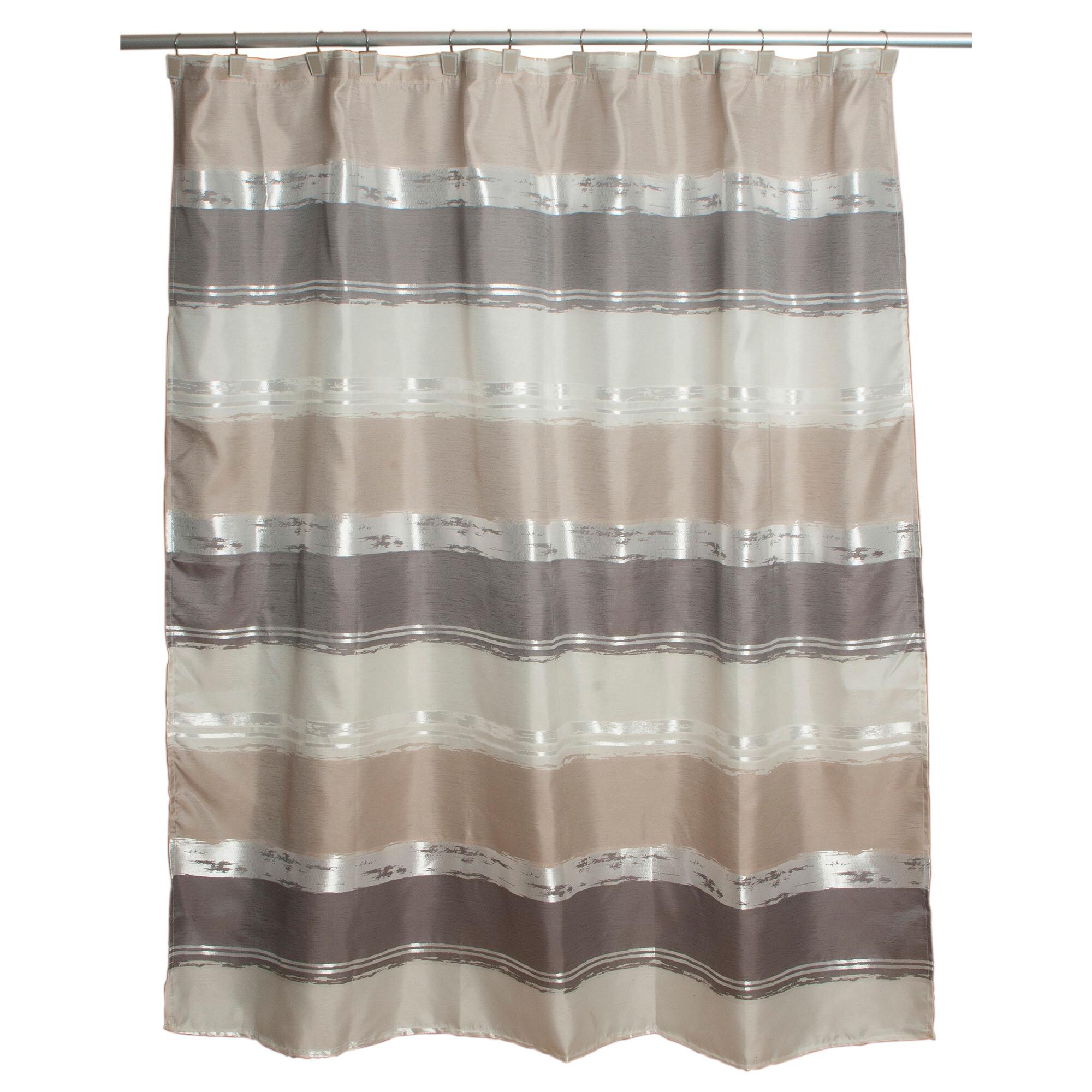 Mercer41 Isbell Single Shower Curtain Reviews Wayfair