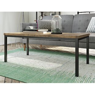 Gracie Oaks Bolivar Coffee Table