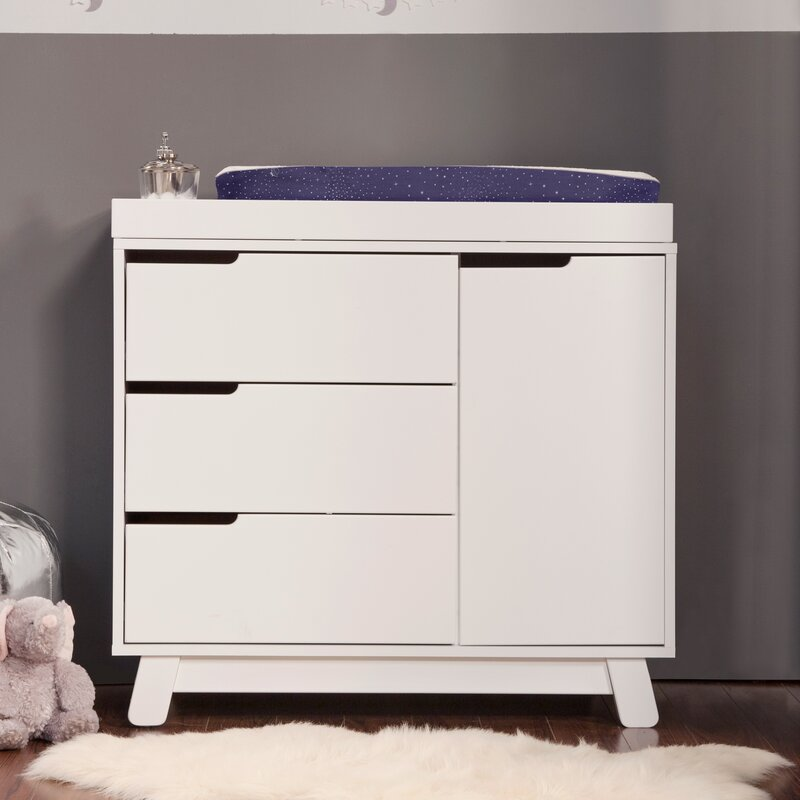 Hudson Changing Dresser