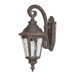 Best Reviews Appel 1-Light Outdoor Wall Lantern By Astoria Grand