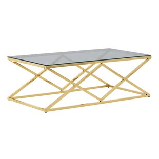 Crump Coffee Table By Canora Grey