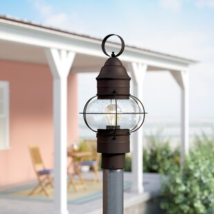 Beachcrest Home Chevalier 1-Light Lantern Head