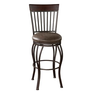 Torrance Swivel Bar Stool by American Heritage