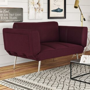 Leyla Convertible Sofa by Novogratz