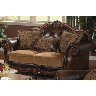 Mccauley Standard Loveseat by Astoria Grand