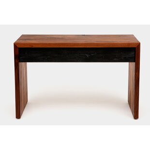 SQR Solid Wood Writing Desk