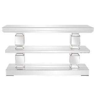Rosdorf Park Cross Console Table