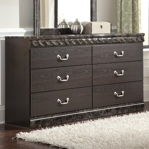 Vachel 6 Drawer Double Dresser by Signature Design by Ashley