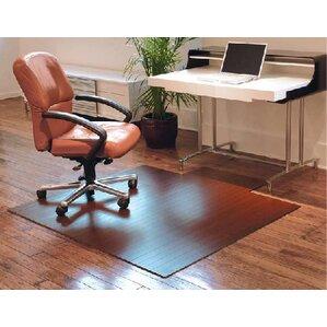 Chair Mats You ll Love   Wayfair. Office Chair Mat For Wood Floor. Home Design Ideas