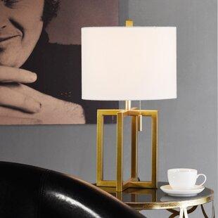 Everly Quinn Ottery 22'' Table Lamp