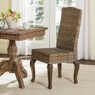 Brightling Upholstered Dining Chair (Set of 2) One Allium Way