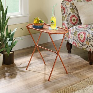Campbell End Table by Mistana
