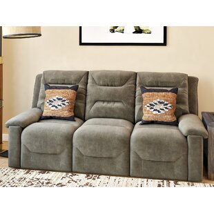 Purchase Tressider Reclining Sofa by Loon Peak Reviews (2019) & Buyer's Guide