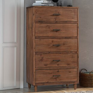 Ballentine 5 Drawer Chest by Foundry Select