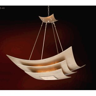 Corbett Lighting Muse 8-Light Bowl Pendant