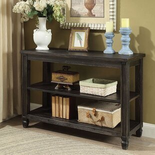 Corsi Transitional Console Table by Charlton Home