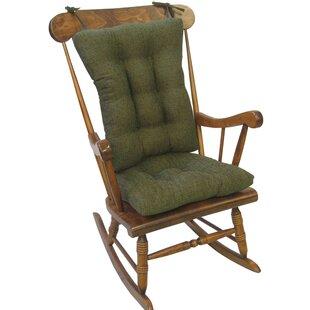 Genial Green Rocking Chair Cushions | Wayfair