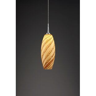 Bruck Lighting Ciro 1-Light Cone Pendant