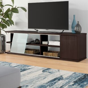 Great Price Atharv TV Stand for TVs up to 70 by Wade Logan Reviews (2019) & Buyer's Guide
