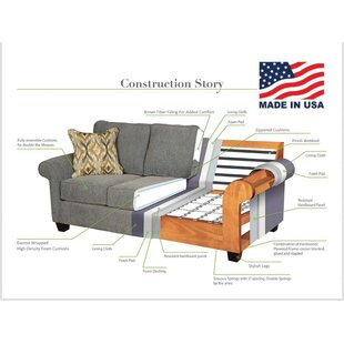 Bella Loveseat by Flair