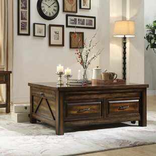 Inexpensive Sargent Coffee Table with Storage by Canora Grey Reviews (2019) & Buyer's Guide