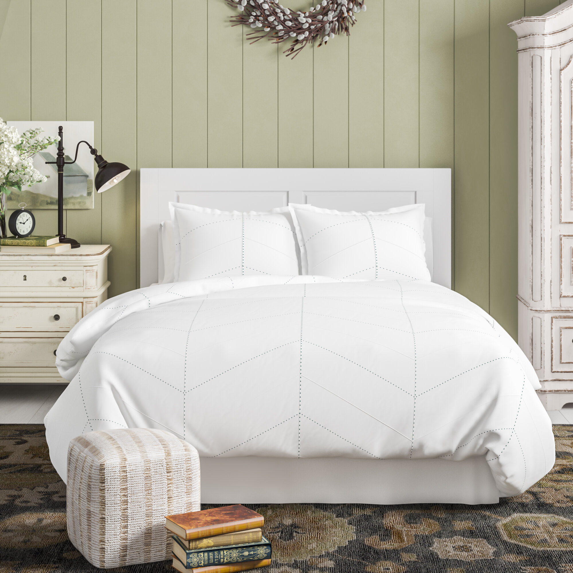 Picture of: Courtney Reversible Comforter Set Reviews