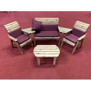 Gagnon 4 Seater Sofa Set By Union Rustic
