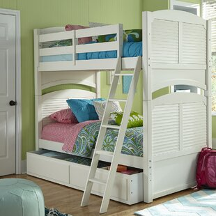 Find for Crawfordville Full Bunk Bed with Storage by Harriet Bee Reviews (2019) & Buyer's Guide