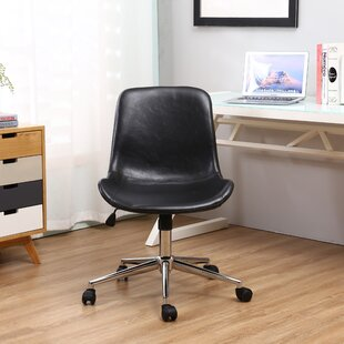 Kephart Adjustable Swivel Task Chair by Ebern Designs Design