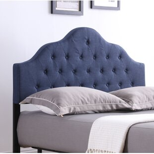 Looking for Cluck Upholstered Panel Headboard by Winston Porter