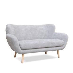 Edmund 2 Seater Loveseat By Fjørde & Co