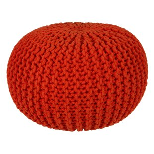 Bertie Handmade Double Knitted Pouffe By Zipcode Design