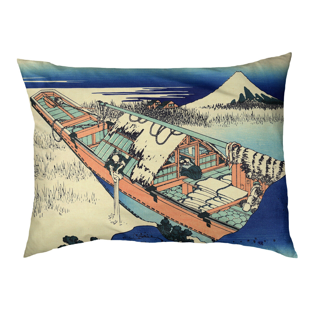 Tucker Murphy Pet Burkart Ushibori In Hitachi Province Indoor Outdoor Dog Pillow Classic Wayfair