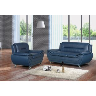 Find for Gatto 2 Piece Living Room Set by Orren Ellis Reviews (2019) & Buyer's Guide