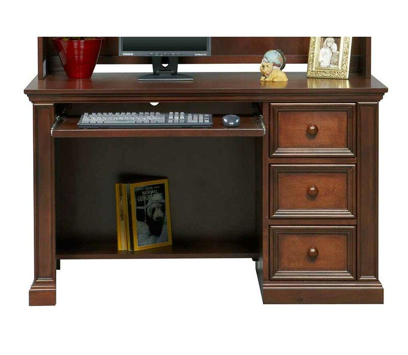Beachcrest Home Marhill Desk Reviews Wayfair