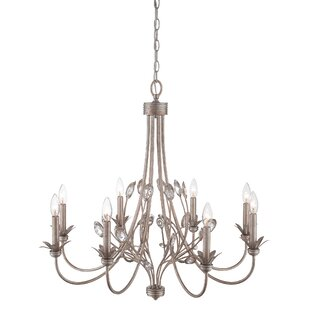 Lark Manor Liesse 8-Light Chandelier