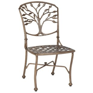 Heritage Patio Dining Chair by Woodard