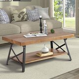 Bloch 4 Legs Coffee Table by Gracie Oaks
