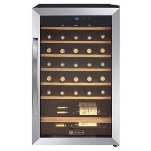 34 Bottle Cascina Single Zone Freestanding Wine Cooler